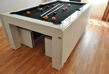 dining pool table