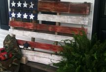 Patriotic ideas / by Denise McCord