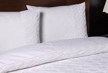 Whites / White bedsheets and white towels gives your house that amazing clean and crispy feeling