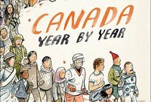 Books About Canada