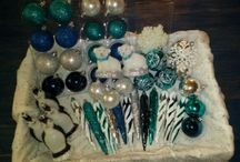 Martha Stewart ornaments / by Ꮰąᘻïℯ Ꭿąʂℯɲ