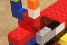 Lego My Lego / Lego building ideas, plus other creative ways to use them.