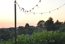 Outdoor Party Space / Ideas for outdoor party spaces