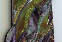 Color paneel mozaiek