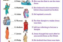 catechism worksheets