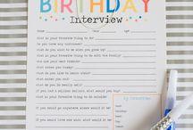 interviu zi nastere