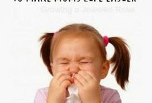 sick kid alert!!!