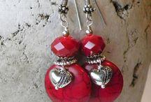 Beaded Earrings DIY Ideas / Earring designs