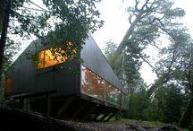 Architektur  // Ferien-/Wochenendhaus