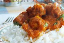 plats indiens salés / recettes indiennes salées