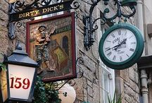 old pub signs