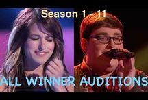 os vencedores the voice USA