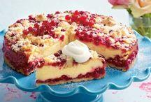 Gebackener Kuchen