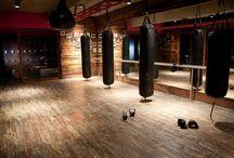 box gym