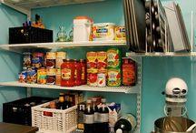 Storage - pantry / Organisation