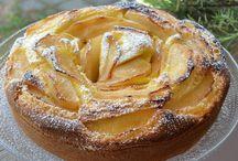 Torte/crostate di mele