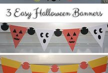 Halloween Party Ideas / From Halloween recipes to decorations ... whether you're hosting a classroom Halloween party or a casual Halloween bash for friends of all ages, we've got Halloween party ideas you'll love! / by Two Healthy Kitchens