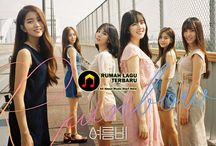 Lirik Lagu Korea