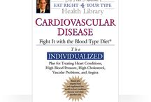 Cardiovascular diseases / by D'Adamo Personalized Nutrition: the blood type diet