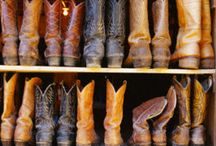 DRESS :: these OLD BOOTS / by Andrea Blair