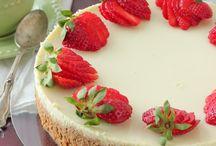 Cheesecake - Tarta de queso / by Dulces Mimos