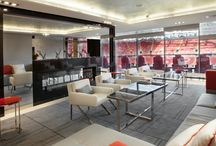 VIP area - FC Spartak Moscow ft. Paulo Antunes / VIP area FC Spartak Moscow - what a great project, signed by Paulo Antunes. Thank you all.