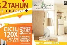 "Green Pramuka City ""Promo"""