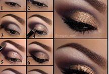 Ojos / Maquillaje
