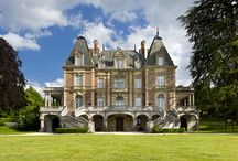 CHATEAU&GARDENS / Following a full renovation, the Château is reserved to rent for exclusive use.