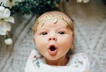 Inspiraçao: newborn / Fotos inspiradoras de recém nascidos