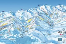 Ski and Snowboarding Maps