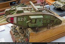 Tank (Panzer) 1.WK