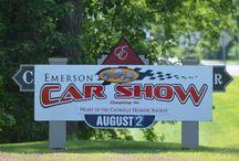 Emerson Car Show 2015