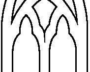 pochoir médiévale