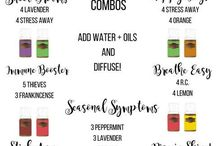 Essential Oil Stuff