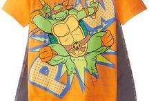 Teenage Mutant Ninja Turtles Baby Clothes