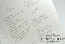 Cardápios para Festas / Cardápios personalizados para casamentos, festas de debutantes e eventos corporativos.