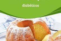 postres tortas diabéticos