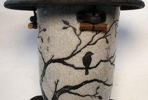 bird houses / by Tammy Vitale
