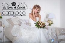 """Catalogo """"Le Spose di Daniela""""  / CATALOGO """"LE SPOSE DI DANIELA"""" FRANCESCO BRUNELLO FOTOGRAFIE  SOGGIORNO FOTOGRAFICO VIA GARIBALDI 88 A 20010 CORNAREDO  www.brunellofrancesco.com info: francesco@brunellofrancesco.com ph 3472647409"""