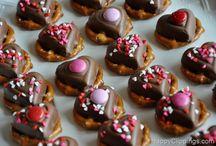 Sweets for my Sweetie's / by Sue Merren