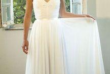 a white dress / by Emily Smith