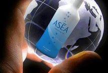 ASEA - Global within 4 years / Health and skin care products using the Redox signaling molecule technology.