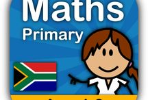 Apps for South Africa / Fun maths practice on the iPad and iPhone.