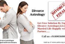 Divorce Astrology