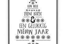 Handlettering. Christmas