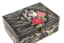 Cadouri pentru doamne si domnisoare / Cutii pentru bijuterii, margele sau alte obiecte personale de la www.cadouridecor.ro