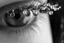 """Nazar / Los ojos poseen cualidades intangibles que durante siglos han fascinado al ser humano. Amor, miedo, temor,  y deleite… toda la gama de las emociones humanas pueden leerse en la expresión de los ojos. Además, la cualidad de ser un espejo de las emociones no se halla confinada solo en los ojos de los humanos, sino que existen numerosas especies animales cuyos ojos también expresan sentimientos.   [Texto extraído del libro de Hans Krofer  """"Hechizos y sortilegios"""". Editors S.A.]"""
