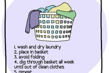 At Home: Laundry