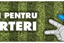Fotbal & Suporteri / Din 8 iunie, respiri, traiesti si visezi fotbal! :) Incepe campionatul european de fotbal UEFA 2012!  Daca nu esti pe stadioane, arata ca esti suporter adevarat, cu cele mai haioase accesorii de la FunGift.ro!